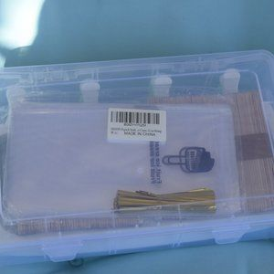 Popsicle Mold Kit in Container